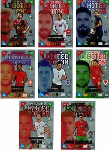 PANINI ADRENALYN EURO 2020 - 2021 KICK OFF SET COMPLETO PREMIUM LIMITED EDITION