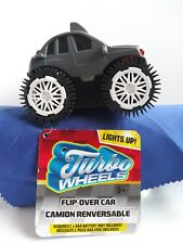 Turbo Wheels -Flip Over (Rollover Car Light Up Battery Powered Toy Vehicle New)