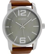 OOZOO Armbanduhren mit Mineralglas für Herren