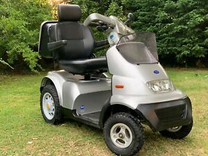 TGA Breeze S4 All-terrain 8mph Mobility Scooter FREE DELIVERY central England