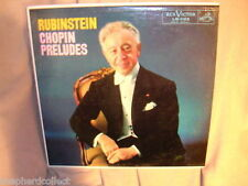 Rubinstein Chopin Preludes / LM - 1163