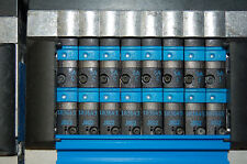 FESTO CPV-10-V1 PNEUMATIC MANIFOLD W/ DNET8 (CPV10-V1-P8-M7-AMA-SA) 183643 valve