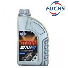 NEW Mercedes 1 Liter Transfer Case Fluid ATF 134 FE MBZ Approval:236.15 Blue