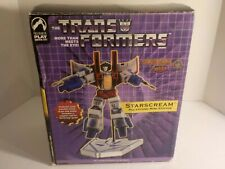 Transformers G1 Seeker jet SUNSTORM STATUE PALISADES In Box Previews Exclusive