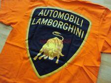 Original Supreme Lamborghini Automobili TEE T-Shirt Shirt red Box Logo Gr: L NEU