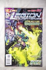DC Comics Legion of Superheroes (The New 52) Issue #6
