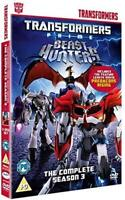 Transformers - Prime: Season Three - Beast Hunters DVD (2015) REGION 2 UK