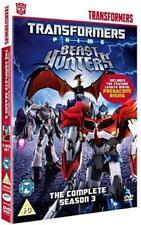Transformers - Prime: Season Three - Beast Hunters DVD (2015) REGION 2 UK