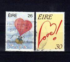IRLANDE - EIRE Yvert n° 703/704 oblitéré