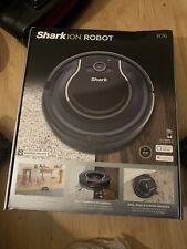 Brand New Shark ION ROBOT App-Controlled Robot Vacuum - Black/Navy Blue