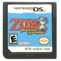 DS Cartridge Game Legend of Zelda US Version English NIntendo DS 3DS 2DS