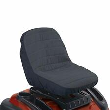 Deluxe Riding Lawn Mower Backrests Seat Cover Without Armrests Medium New