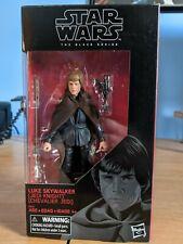 Star Wars Black Series 6-inch LUKE SKYWALKER Jedi Knight Walmart Exclusive