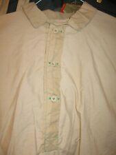 Reproduction Civil War Shirt X Large New