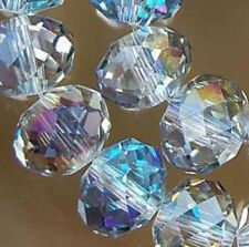 AAA 71pcs 5X8MM Multicolor Crystal Faceted Loose Beads