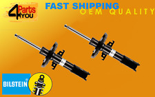 2x BILSTEIN FRONT Shock Absorbers DAMPERS TOYOTA AVENSIS 2003-