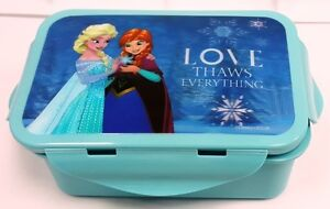 Disney Frozen 3D Rectangle Lunch Container Box by ZAK BPA Free