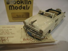 1/43 BROOKLIN 30X DODGE PACE CAR 500 INDIANAPOLIS 1954 AVEC CERITIFICAT