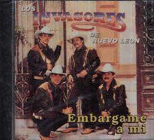 Los Invasores de Nuevo Leon Embargame a mi CD Used como Nuevo