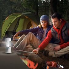 Salt Water LED Camp Lantern, 100 hours, Powered by Salt and Water, Boating Light