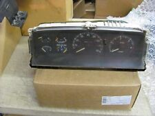 87-91 Ford F250 F350 7.3 DIESEL Instrument Cluster Gauge Tach Speedometer MANUAL