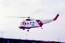 Slide 1974 USCG Amphibious Helicopter HH-52A Seaguard Sikorsky S-62C Take Off