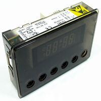 RANGEMASTER FALCON Oven Cooker Digital Clock Timer Twin Relay 6 Button P035624