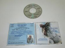THE OLD MAN AND THE SEA/SOUNDTRACK/BRUCE BROUGHTON(INTRADA RVF 6008D)CD ALBUM