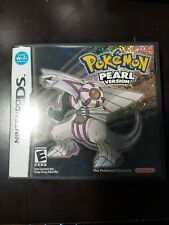Nintendo DS Pokemon: Pearl Version (2007) Tested & Works - complete W/poster