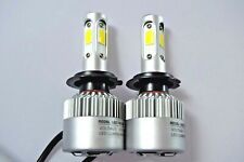SSANGYONG TURISMO 2013+ 2x H7 Car LED Headlight Turbo Cool Fan Bulbs PURE WHITE