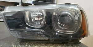 2011 2014 DODGE CHARGER LEFT SIDE HEADLIGHT P/N 57010413AD