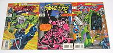 G.I. Joe Arah #140,#141,#142 Snake Eyes/Transformers Nm- Marvel Comics 1993 Gi