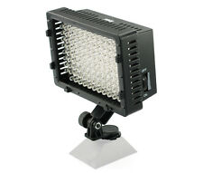 Pro LED video light for Canon XA10 XF300 XF305 XF100 HD HDV AVCHD camcorder