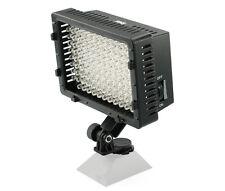 Pro LED video light for Canon XA10 XF300 XF305 XF100 HD HDV AVCHD camcorder