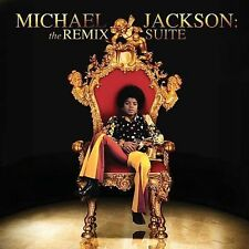 MICHAEL JACKSON THE REMIX SUITE BRAND NEW SEALED CD Micheal Jackson King Of Pop
