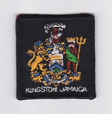 SCOUTS OF WEST INDIES - JAMAICA KINGSTON SCOUT Patch