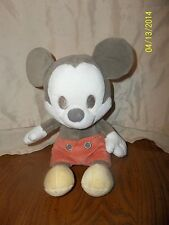"Disney Cuties Mickey Mouse Plush 9"""