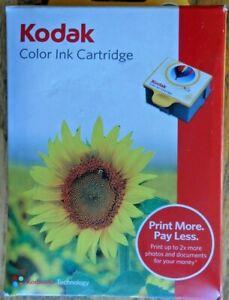 Genuine Original Kodak 10 10 C Color Ink Cartridge New Unopened in Original Pack