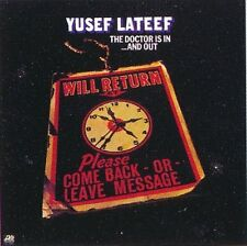 Yusef Lateef - The Doctor Is In..++Vinyl 180g++Pure Pleasure Rec.+++NEU++OVP
