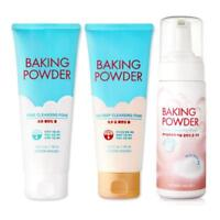 ETUDE HOUSE Baking Powder Cleansing Foam - Pore / BB Deep / Moist