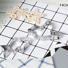 Stainless Steel Biscuit Mold Animal Cookie Cake Paste Cutter Tools multiple