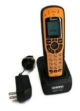 Uniden DWX337 DECT 6.0 auricular de teléfono inalámbrico sumergible & Base de carga