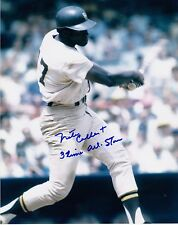 NATE COLBERT SAN DIEGO PADRES  3 X ALL STAR   ACTION SIGNED 8x10