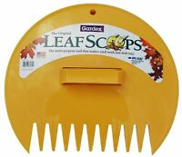 Rugg PPLS1012 Original Leaf Scoops Pair, Yellow
