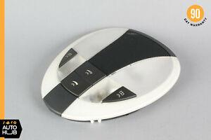 06-11 Mercedes W219 CLS500 E350 Rear Overhead Dome Light 2118207501 OEM
