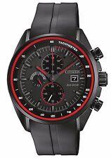Citizen CA0595-11F Men's Eco Drive HTM Polyurethane Strap Chronograph Watch