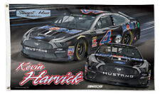 KEVIN HARVICK #4 MOBIL 1 Ford Mustang 2019 NASCAR 3-By-5-Foot DELUXE FLAG