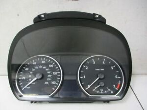 Speedometer Instrument Cluster Kmh/Mph BMW 1 (E87) 118I 9110192