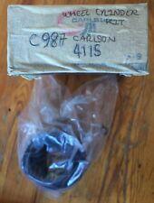 Carlson  Brake Products#C987 / #4115 Wheel Cylinder Kit