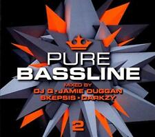 Pure Bassline 2 (Mixed By DJ Q & Jamie Duggan, Skepsis & Darkzy) - Var (NEW 3CD)